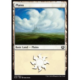 Plains Kaladesh FOIL 250