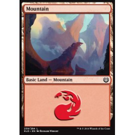 Mountain Kaladesh FOIL 259