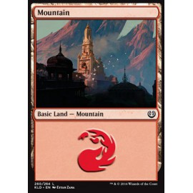 Mountain Kaladesh FOIL 260