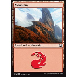 Mountain Kaladesh FOIL 261