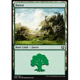 Forest Kaladesh FOIL 263