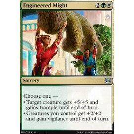 Engineered Might FOIL