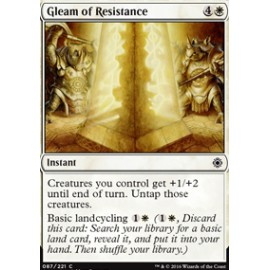 Gleam of Resistance