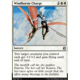 Windborne Charge