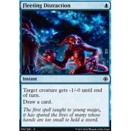 Fleeting Distraction FOIL