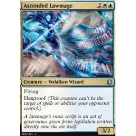 Ascended Lawmage