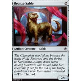 Bronze Sable