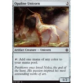 Opaline Unicorn