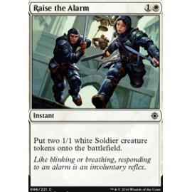 Raise the Alarm FOIL