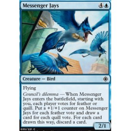 Messenger Jays FOIL