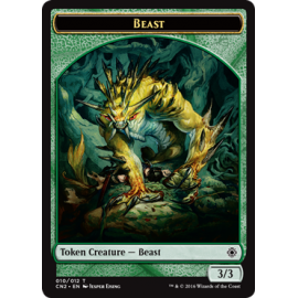 Beast 3/3 Token 10 - CN2