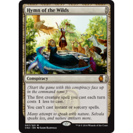 Hymn of the Wilds