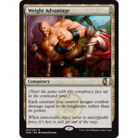 Weight Advantage