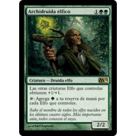 Elvish Archdruid HISZPAŃSKI (M12)