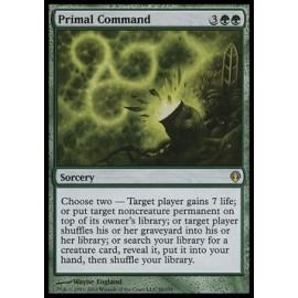 Primal Command