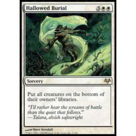 Hallowed Burial
