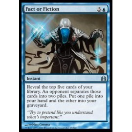 Fact or Fiction (Commander)