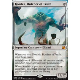 Kozilek, Butcher of Truth