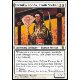 Michiko Konda, Truth Seeker (WŁOSKA)