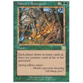 Nature's Resurgence