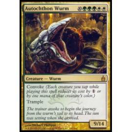 Autochthon Wurm (ROSYJSKI)