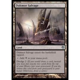 Dakmor Salvage (DD: Izzet vs. Golgari)