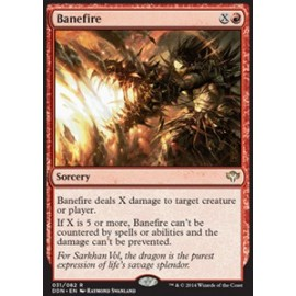 Banefire (DD: Speed vs. Cunning)