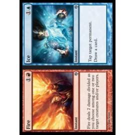 Fire // Ice (DD: Izzet vs. Golgari)