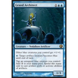 Grand Architect [PODPIS ARTYSTY]