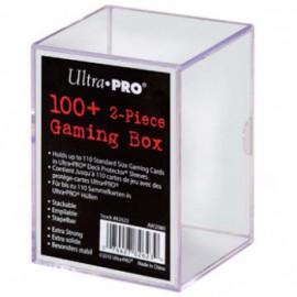 Pudełko Ultra Pro na 100 kart - przezroczyste