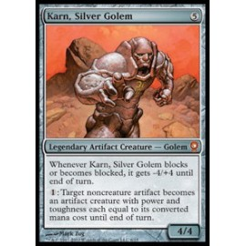 Karn, Silver Golem (FtV: Relics)