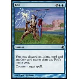 Foil (DD: Elspeth vs. Tezzeret)
