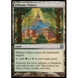 Elfhame Palace (DD: Phyrexia vs. The Coalition)