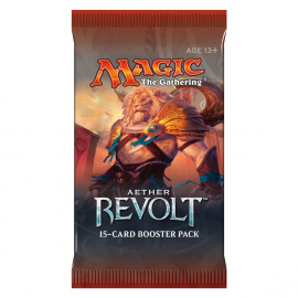 Booster Aether Revolt