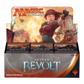 Booster Box Aether Revolt