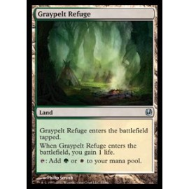 Graypelt Refuge (DD: Ajani vs. Nicol Bolas)