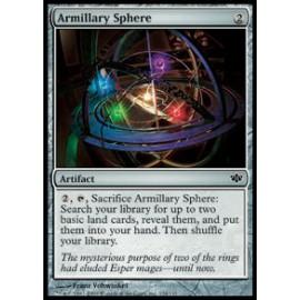 Armillary Sphere FOIL