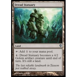 Dread Statuary (DD: Jace vs. Vraska)