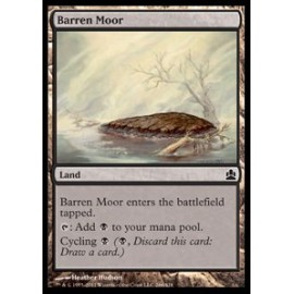 Barren Moor (Commander)