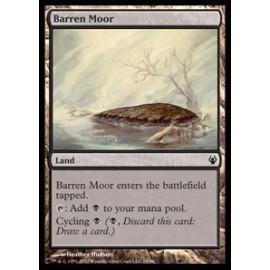 Barren Moor (DD: Izzet vs. Golgari)
