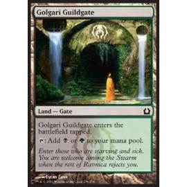 Golgari Guildgate (Return to Ravnica)