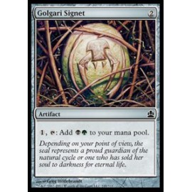 Golgari Signet (Commander)