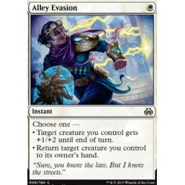 Alley Evasion