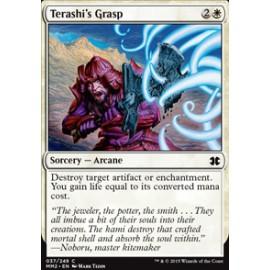 Terashi's Grasp