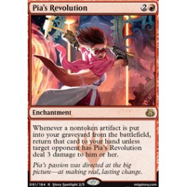 Pia's Revolution