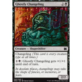 Ghostly Changeling