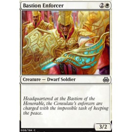 Bastion Enforcer FOIL