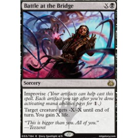 Battle at the Bridge FOIL