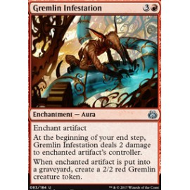 Gremlin Infestation FOIL