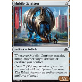 Mobile Garrison FOIL